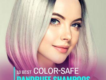 New-13-Best-Color-Safe-Dandruff-Shampoos-(2020)-For-All-Hair-Types-Banner-SC