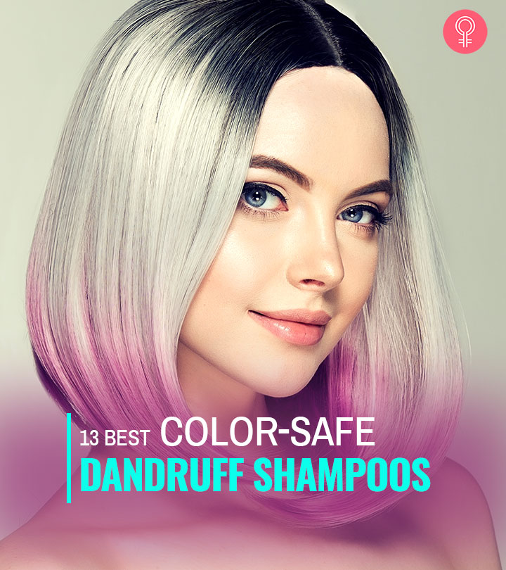 13 Best Color-Safe Dandruff Shampoos (2020) For All Hair Types