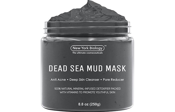 New York Biology Dead Sea Mud Mask