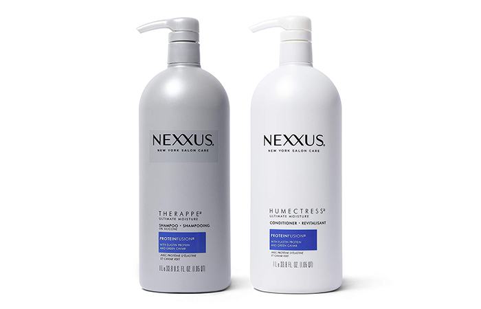 Nexxus Humectress Ultimate Moisture Shampoo And Conditioner