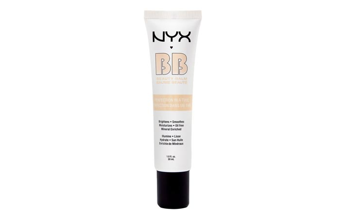 Nikes Professional Makeup BB Cream