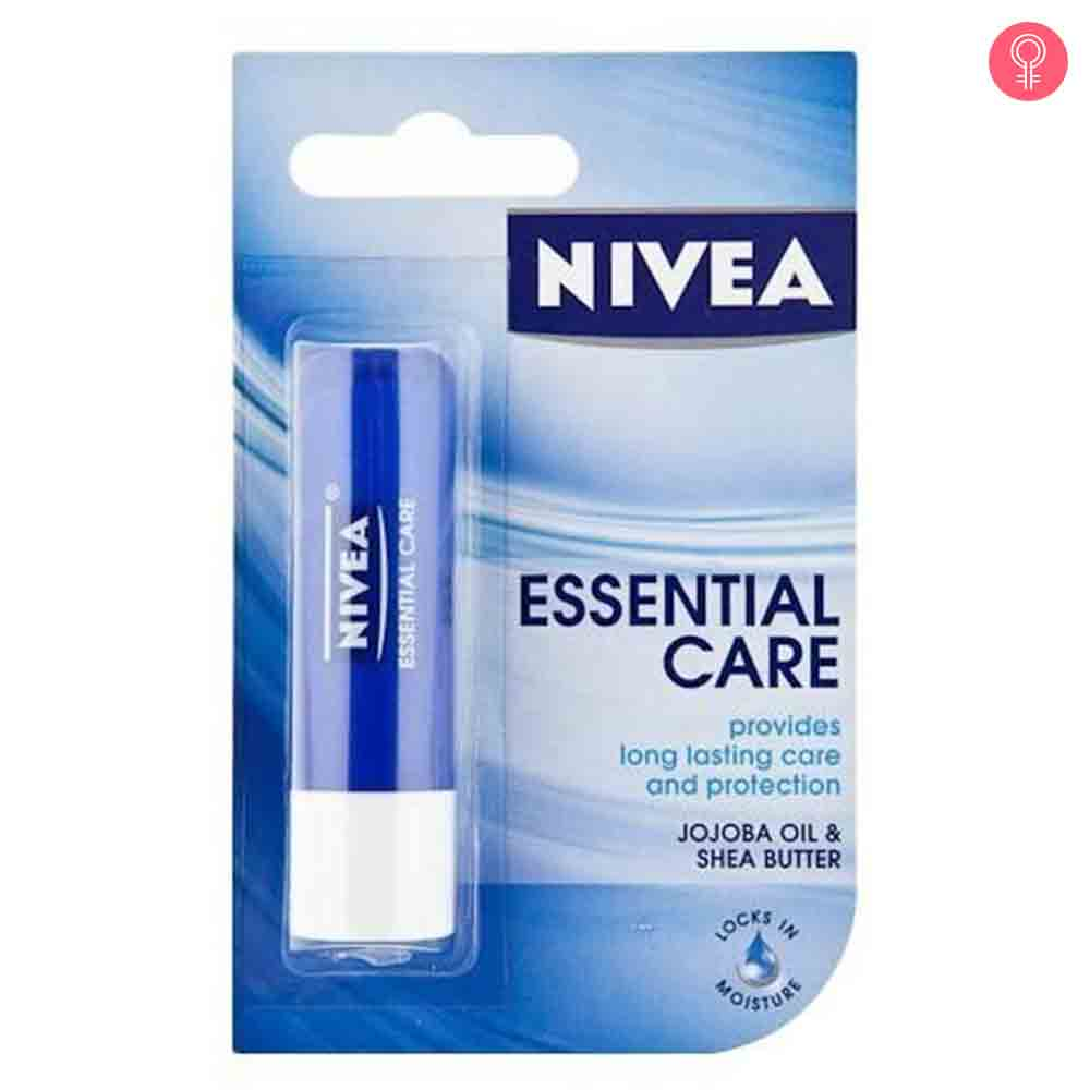 Nivea Essential Care Lip Balm