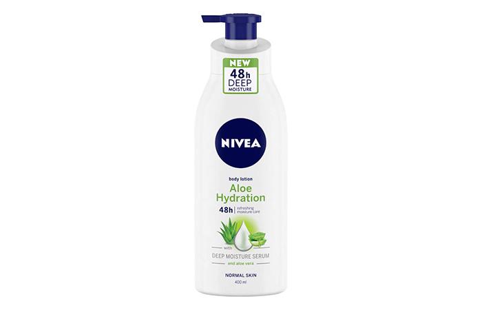 Nivia Body Lotion Aloe Hydration