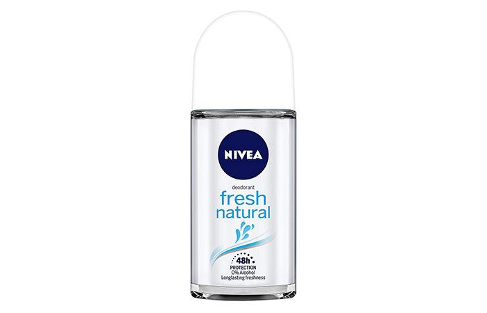 Nivia deodorant roll on
