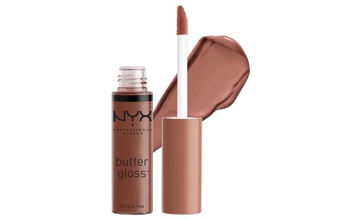 Nix Professional Makeup Butter Lip Gloss