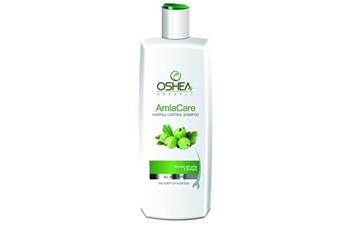 Oceania Amalacare Hairfall Control Shampoo, Brown