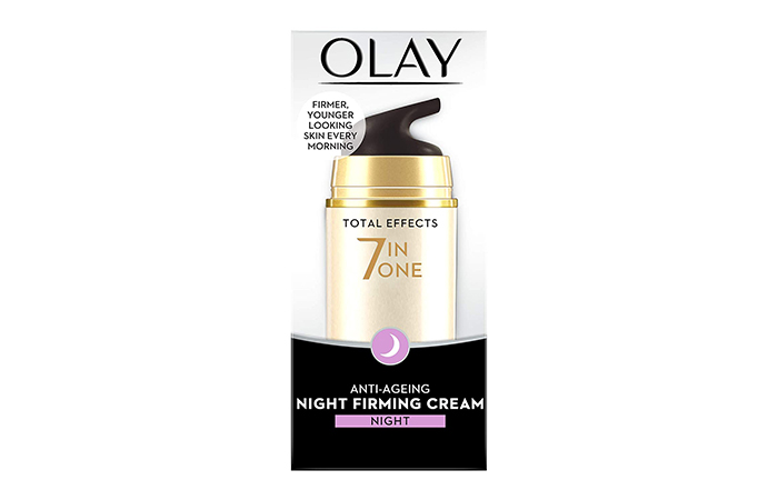 Olay Night Cream Total Effects