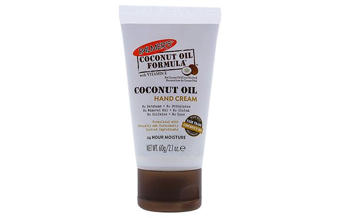 Palmer Coconut Oil Hand Cream