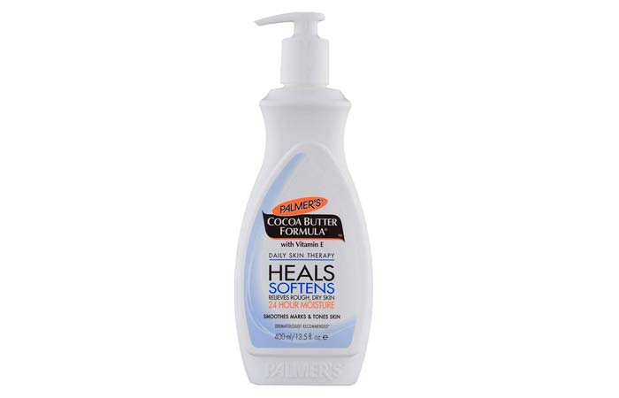 Pamers Cocoa Butter Formula Lotion