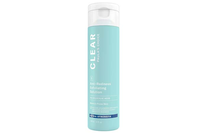 Paulas Choice CLEAR Anti-Redness Exfoliating Solution