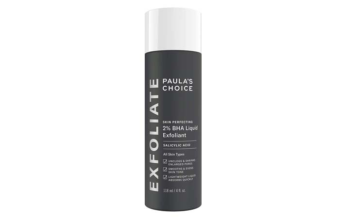Paulas Choice EXFOLIATE Skin Perfecting BHA Liquid Exfoliant