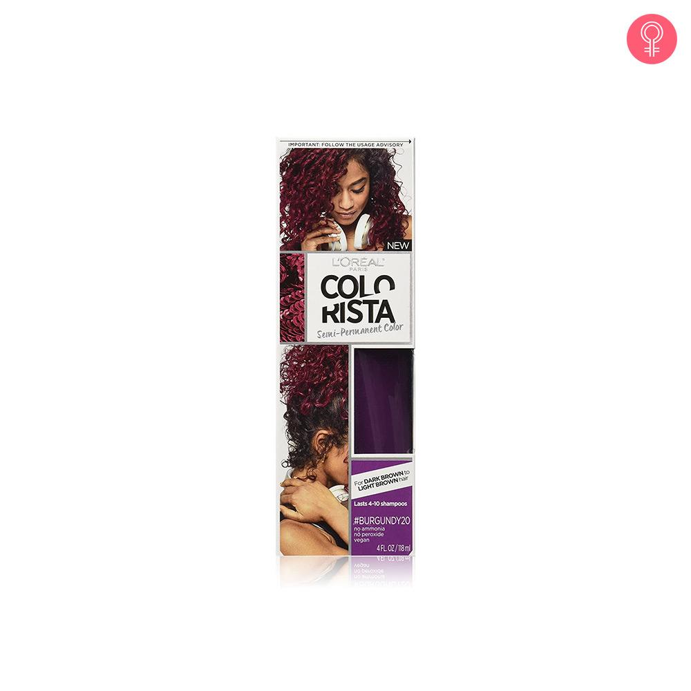 L'Oreal Paris Oreal Paris Colorista Semi-Permanent Hair Color