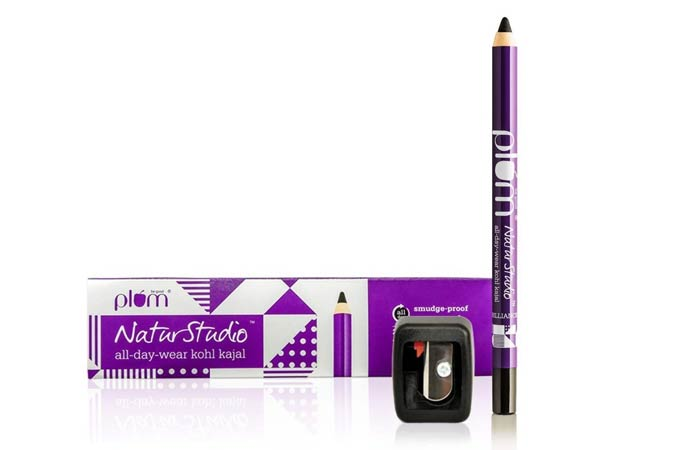 Plum Naturestudio All-Day-Wear Kohl Kajal