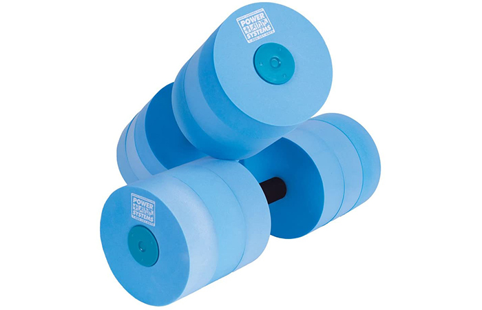 Power Systems Water Dumbbells