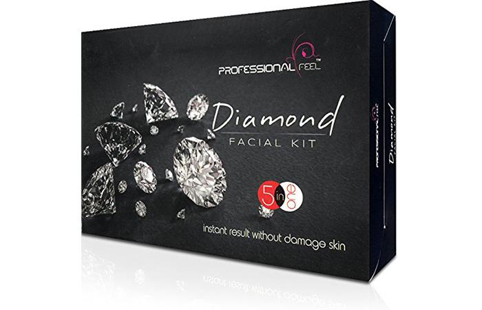 Professional Feel Diamond Facial Kit