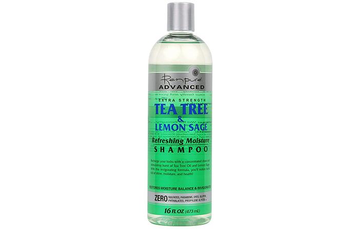 Renpure Advanced Tea Tree & Lemon Sage Shampoo