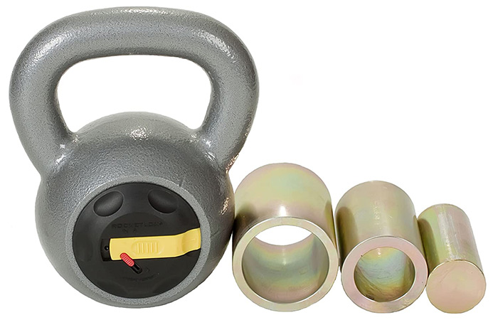 Rocketlok Adjustable Kettlebell