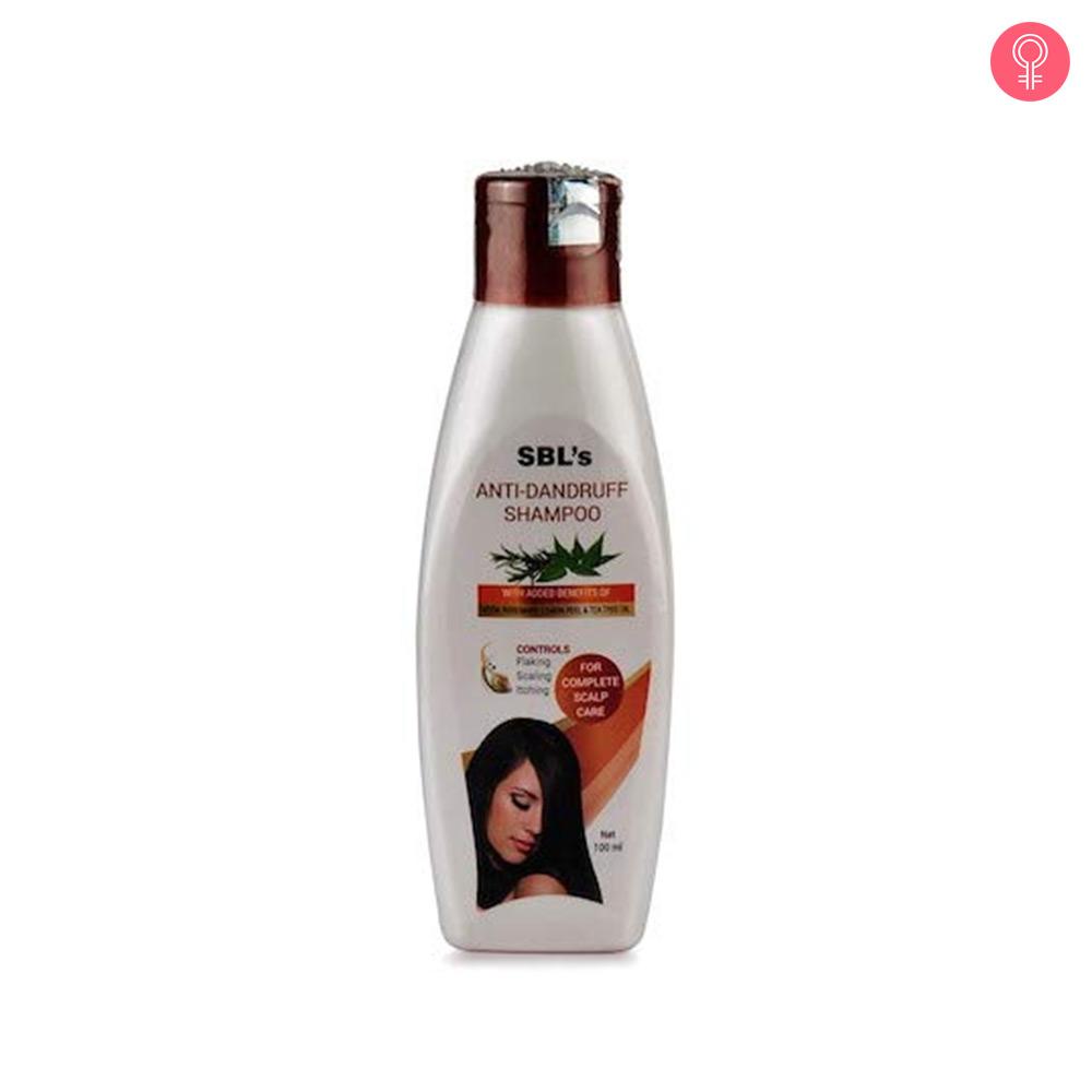 SBL Anti Dandruff Shampoo