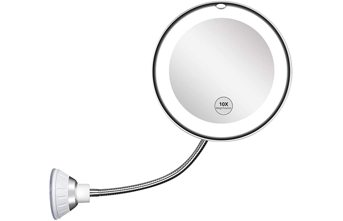 Sabado Lighted Wall-Mounted Smart Mirror