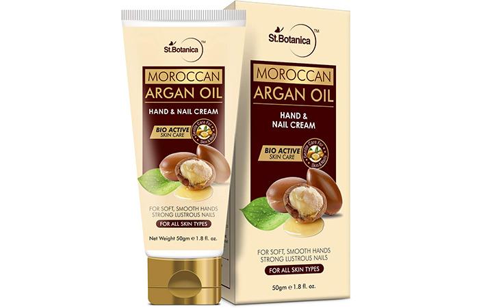 Saint Botanica Moroccan Argan Oil Hand