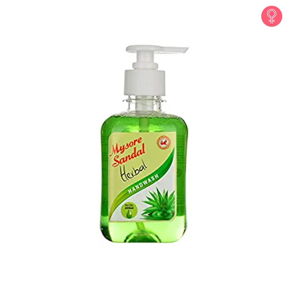 Mysore Sandal Herbal Handwash