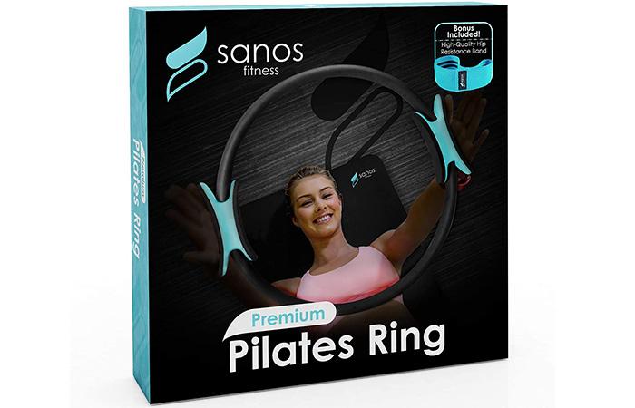 Sanos Fitness Pilates Ring