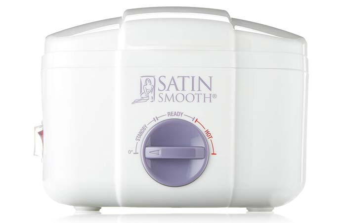Satin Smooth Wax Machine