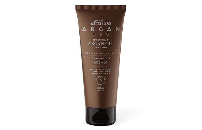 Sattwa Argon Oil Shampoo