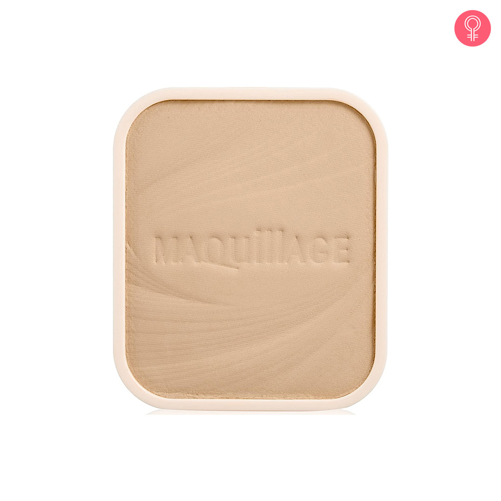 Shiseido Maquillage Dramatic Powdery UV Foundation
