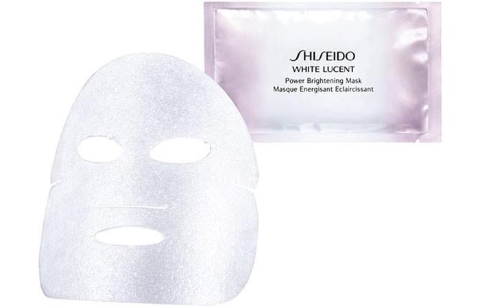 Shiseido White Lucent Power Brightening Mask