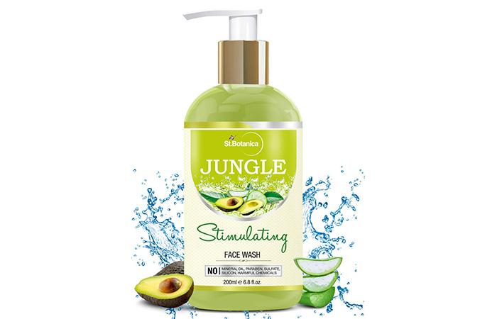 St Botanica Jungle Stimulating Face Wash