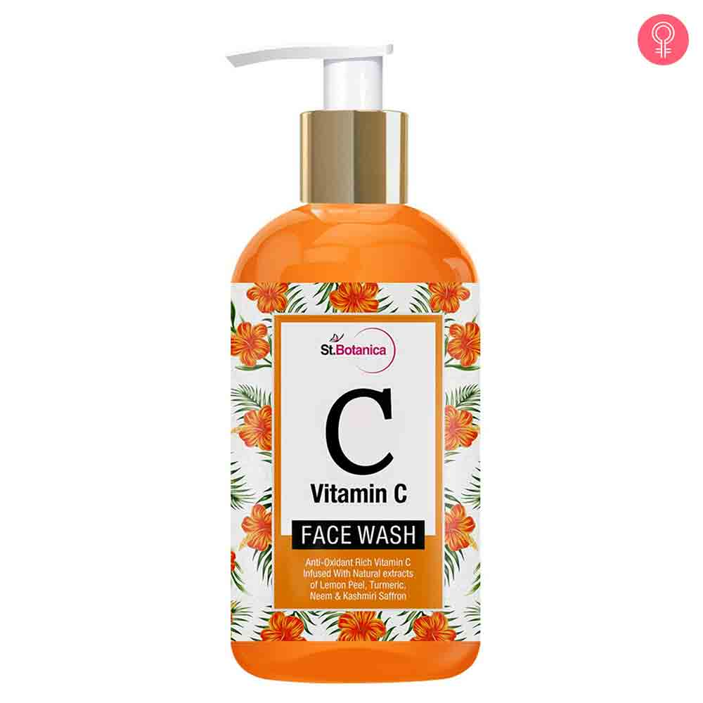 St.Botanica Vitamin C Face Wash
