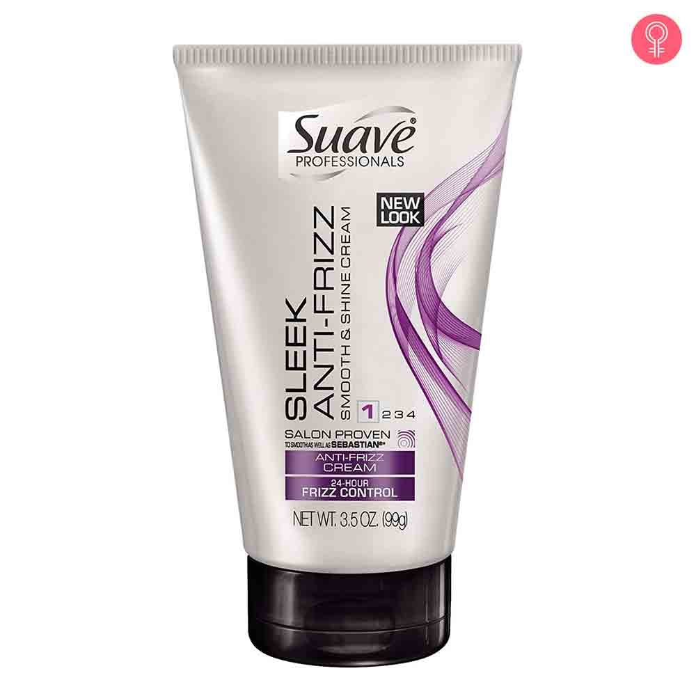 Suave Professionals Sleek Anti-Frizz Smooth and Shine Cream