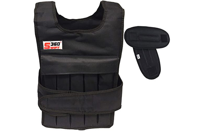 Swift360 CrossFit Training Weighted Vest