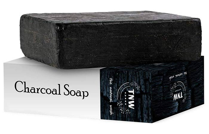 TNW – The Natural Wash Handmade Charcoal Soap