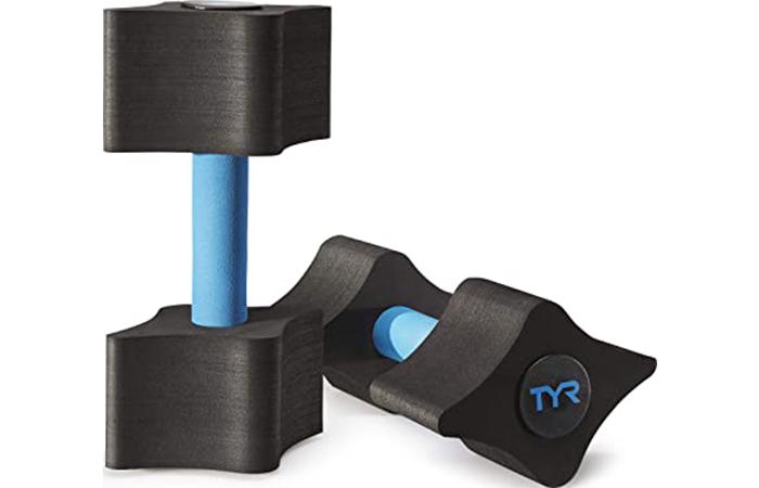 TYR Aquatic Resistance Dumbbells