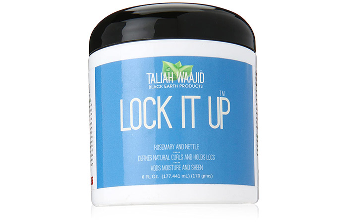 Taliah Waajid Black Earth Products Lock It Up