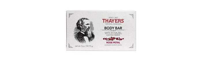 Thayer's Body Bar Witch Hazel Aloe Vera Formula