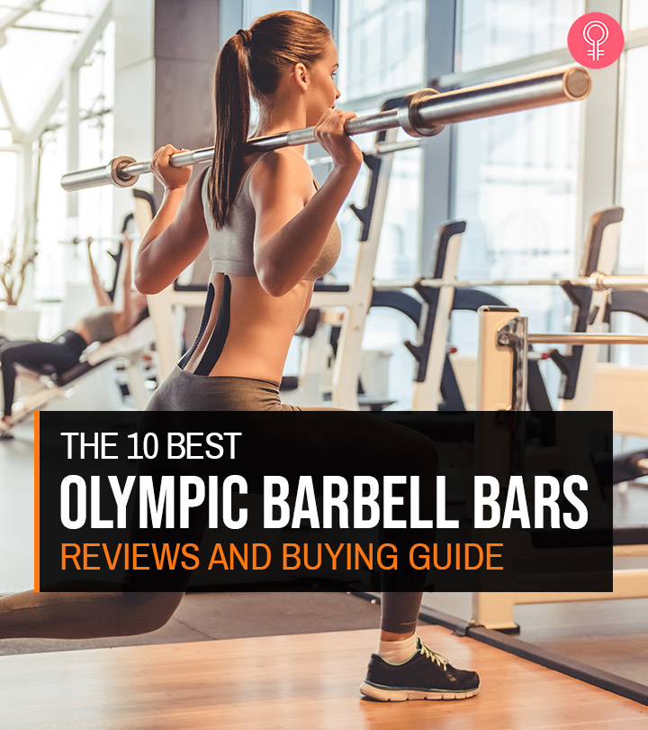 The 10 Best Olympic Barbell Bars – Reviews And Buying Guide