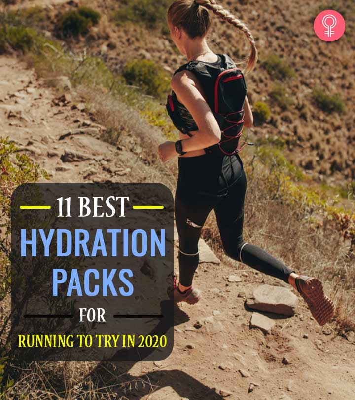 The 11 Best Hydration Packs For Running To Try In 2020