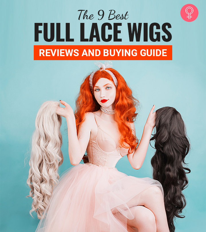 The 9 Best Full Lace Wigs Of 2020 – Reviews And Buying Guide
