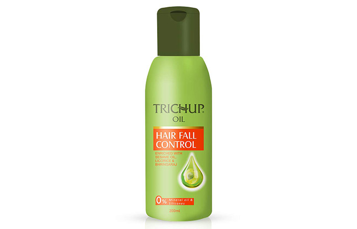 Trichup Hair Fall Control Herbal Hair Oil