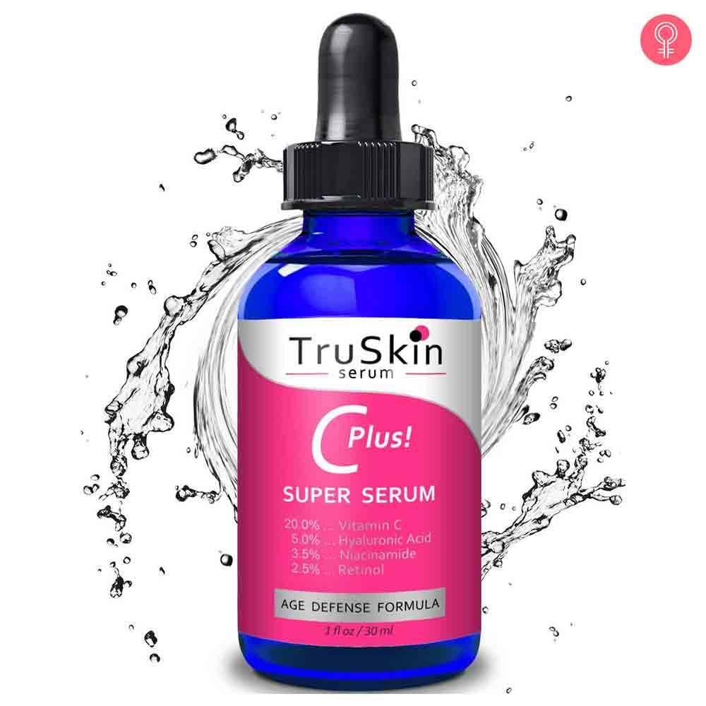 TruSkin Naturals Vitamin C Plus Super Serum