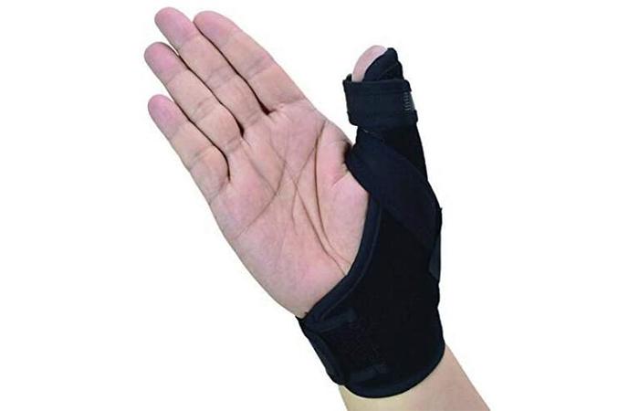 U.S. Solid Thumb Spica Splint