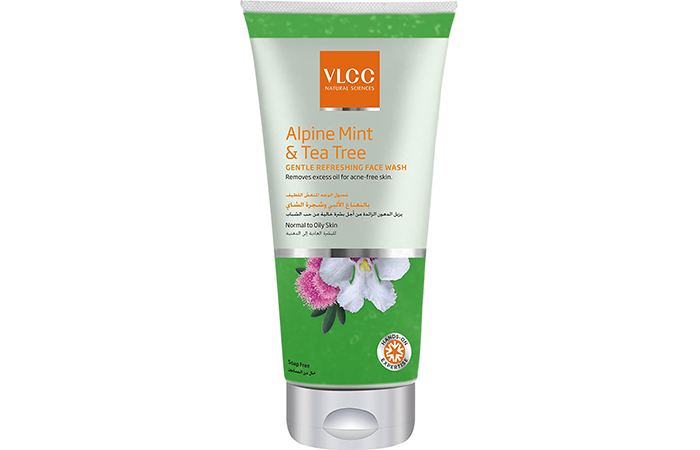 VLCC Alpine Mint And Tea Tree Gentle Refreshing