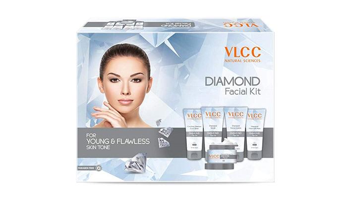VLCC Diamond Facial Kit