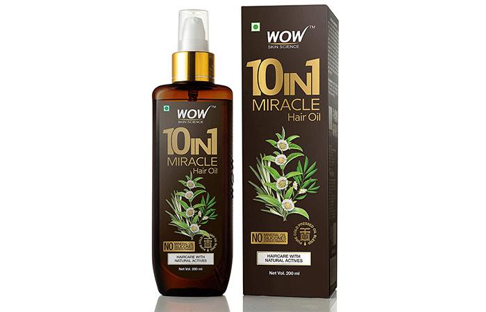 Vao 10 in 1 miracle hair oil