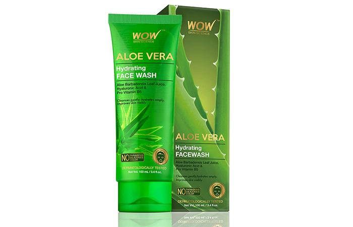 Vao Skin Science Aloe Vera Hydrating Face
