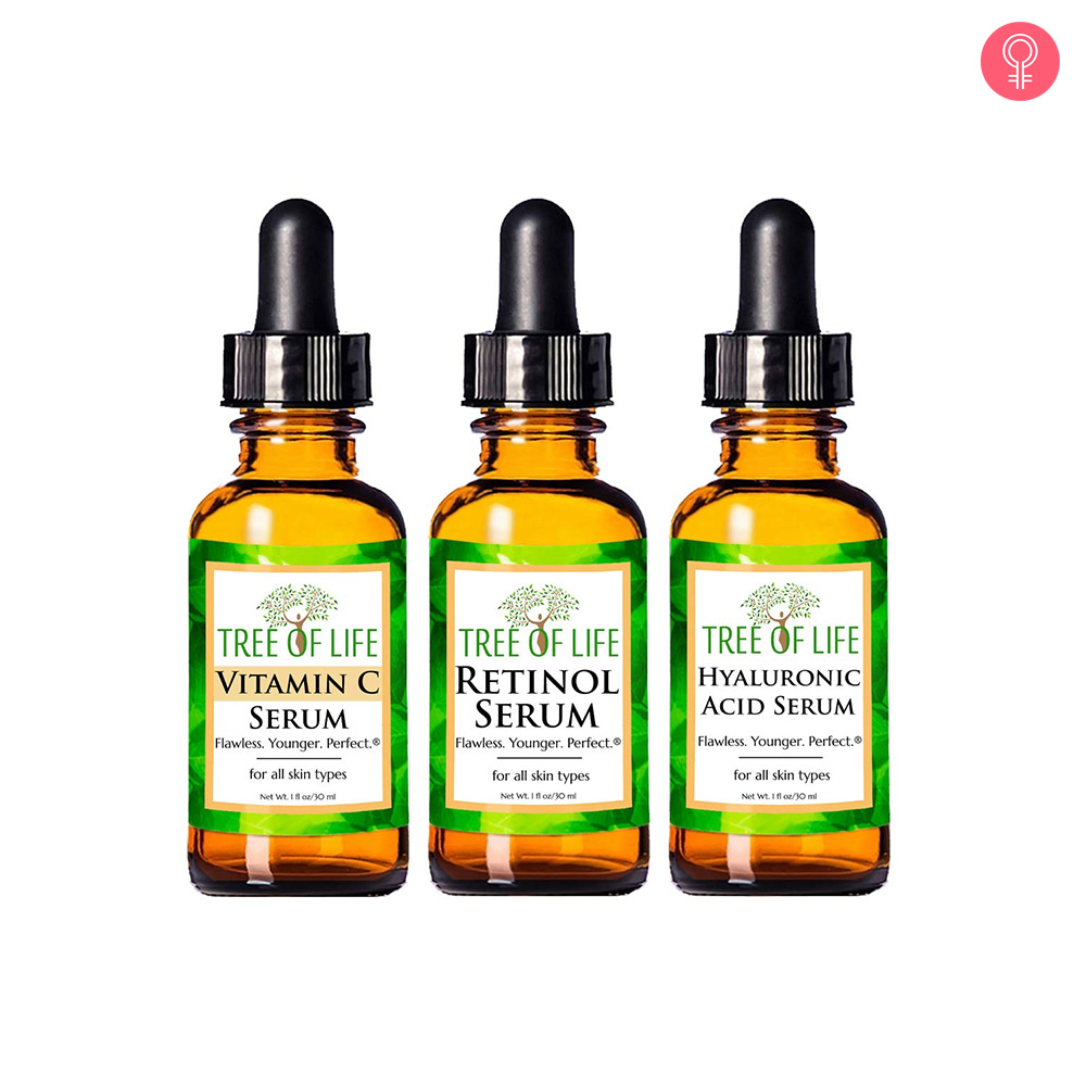 Tree Of Life Vitamin C Serum