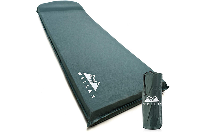WELLAX UltraThick FlexFoam Sleeping Pad